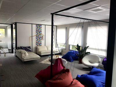 Photo principale de l'article Découvrez le nouvel espace de travail partagé à Dardilly : Booster House Coworking