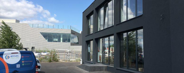 Photo principale de l'article Altivec s'est installée à Limonest