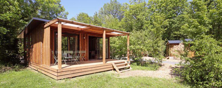Photo principale de l'article Camping de Lyon à Dardilly : une halte nature et des installations de qualité