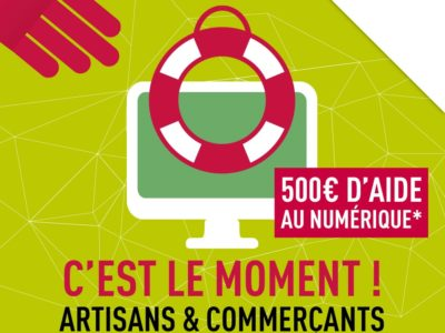 Photo principale de l'article Formation « Site express » pour artisans et commerçants